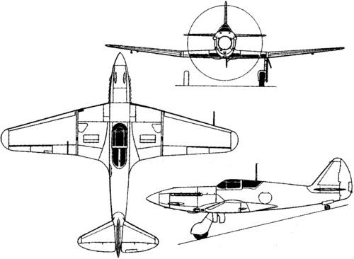 Mikoyan-Gurevich I-220 (1943)