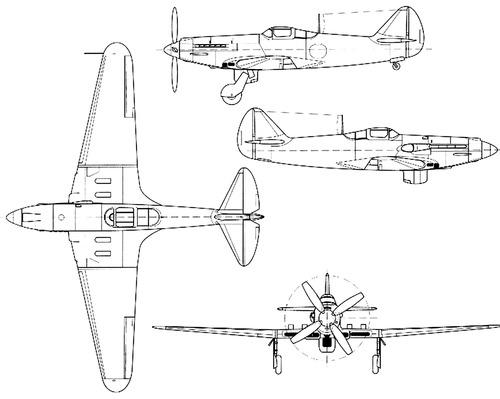Mikoyan-Gurevich I-224 (4A)