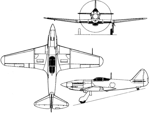 Mikoyan-Gurevich I-225 (1944)