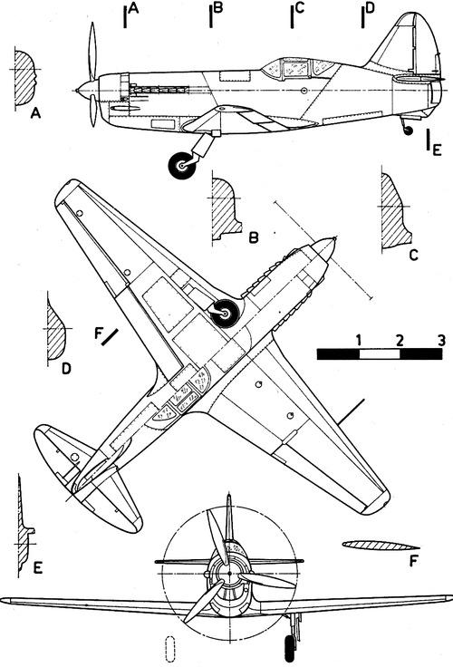 Mikoyan-Gurevich I-250 (N)