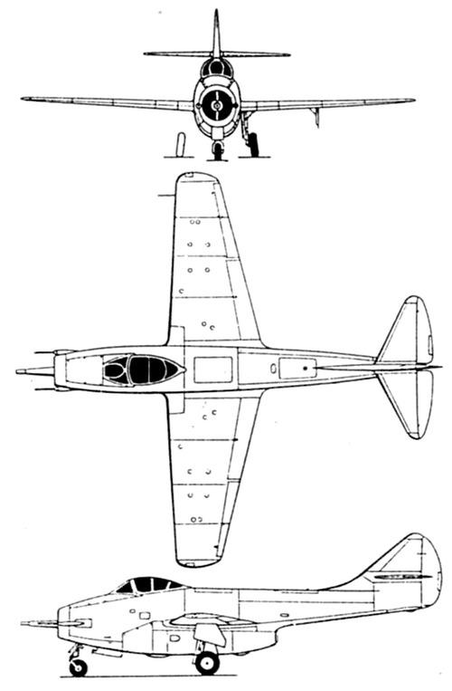Mikoyan-Gurevich I-305