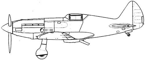 Mikoyan-Gurevich MiG-1 (I-200)