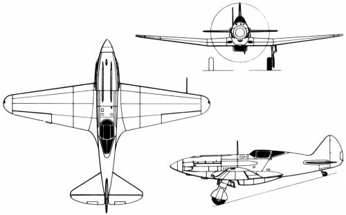 Mikoyan-Gurevich MiG-3