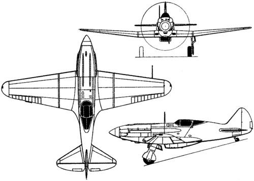 Mikoyan-Gurevich MiG-3 (1940)