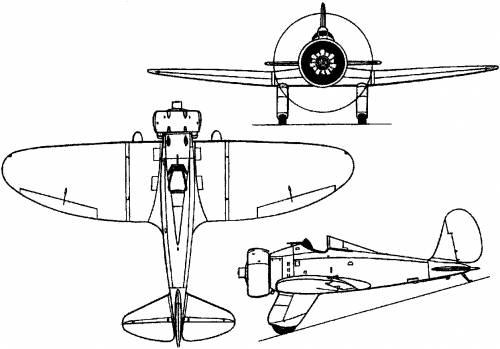 Mitsubishi 1MF10 (1933)
