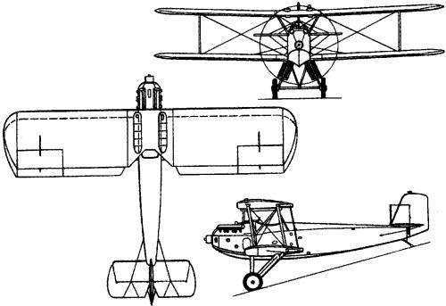 Mitsubishi 1MF9 Taka (1927)