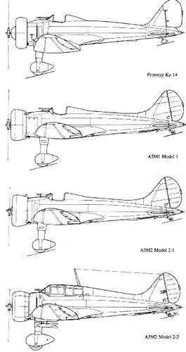 Mitsubishi A5M (Claude)
