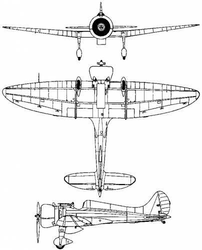 Mitsubishi A5M Claude (1935)