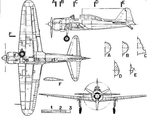 Mitsubishi A6M2-K