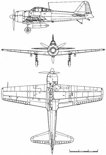 Mitsubishi A6M3 Mod 32 (Hamp)