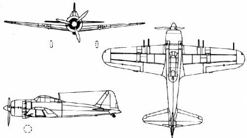 Mitsubishi A6M8 Reisen (Zero)