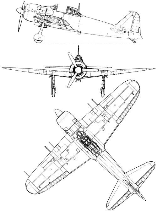 Mitsubishi A6M8 Zero