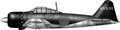 Mitsubishi AM-6 Zero