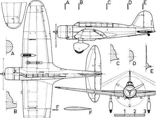 Mitsubishi B5M1 [Mabel]