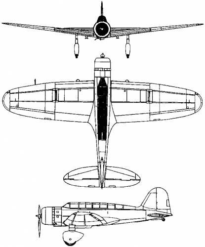 Mitsubishi B5M MABEL (1936)