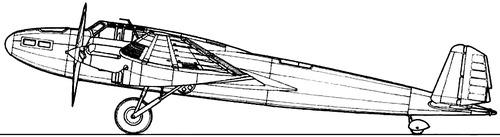 Mitsubishi G1M1 (Mitsubishi Ka.9)