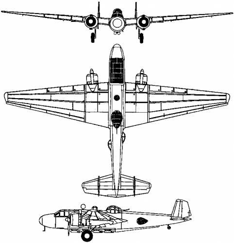 Mitsubishi G3M (Nell) (1934)