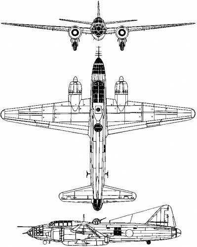 Mitsubishi G4M (Betty)