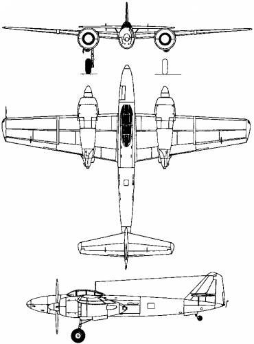 Mitsubishi Ki-83 (1944)