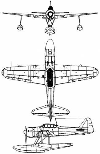 Nakajima A6M2-N (Rufe) (1941)