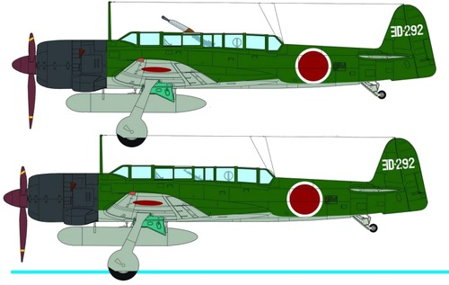 Nakajima C6N1-S Saiun (Myrt)