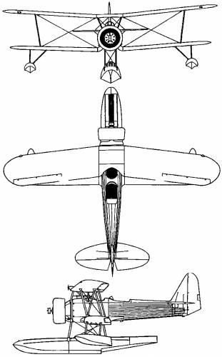 Nakajima E8N (Dave) (1934)