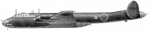 Nakajima G5N Shinzan (Liz