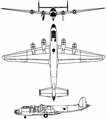 Nakajima G5N Shinzan (Liz) (1941)