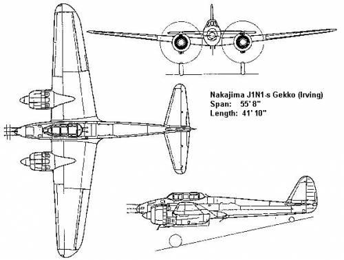 Nakajima J1N1