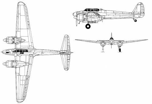 Nakajima J1N1 Irving