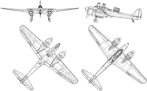 Nakajima J1N1S-11 Gekko [Irving]