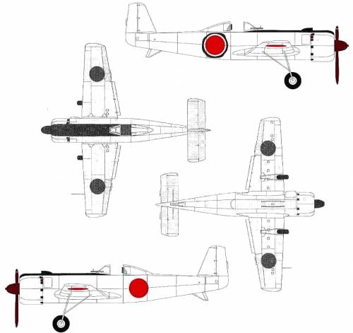 Nakajima Ki-115 Tsurugi