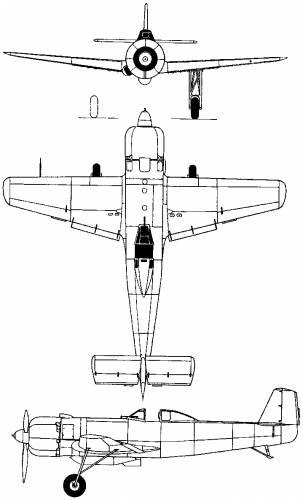 Nakajima Ki-115 Tsurugi (1945)