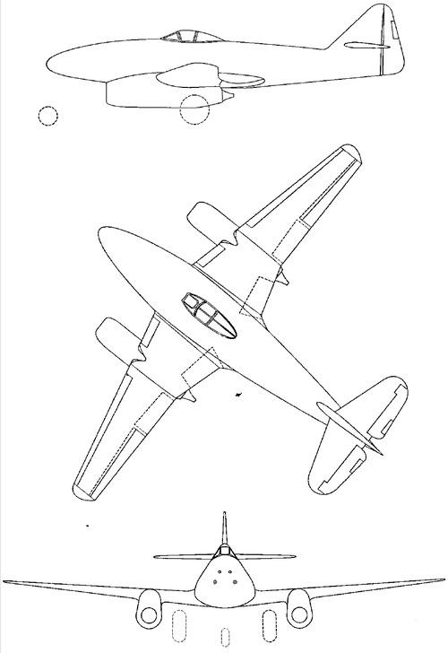 Nakajima Ki-201 Karyu