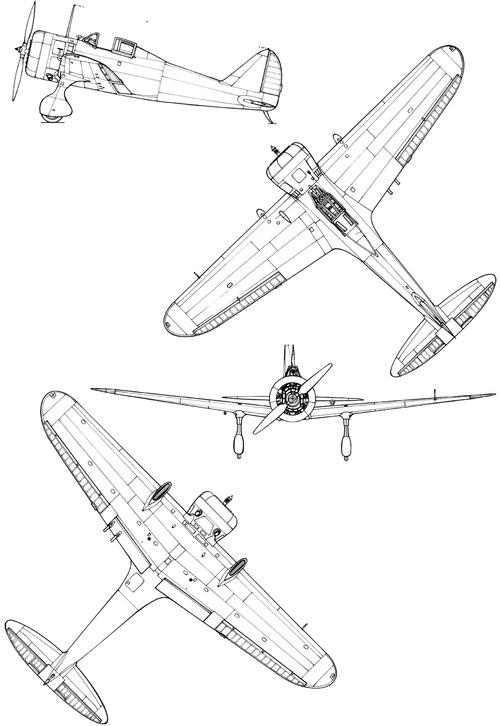 Nakajima Ki-27 [Nate]