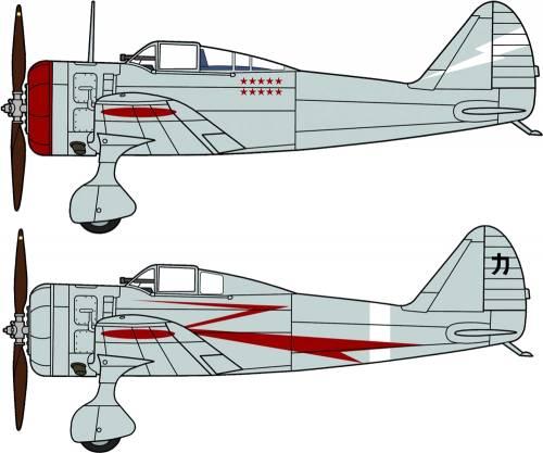 Nakajima Ki-27 Nomonghan (Nate)