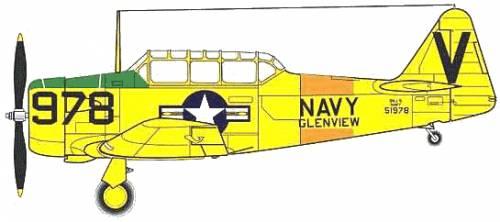 North American AT-6 Texan