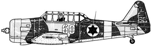 North American AT-6 Texan 'Harvard'