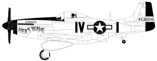 North American Aviation P-51D Mustang
