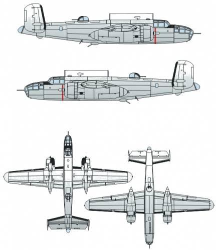 North American B-25C Mitchell