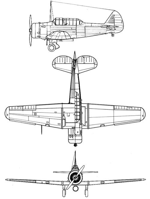 North American BT-9 Yale