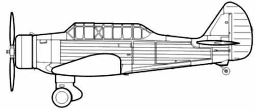 North American BT-9 Yale