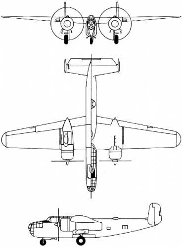 North American NA-40 (1939)