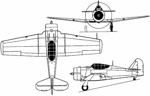 North American NA-50 (1938)
