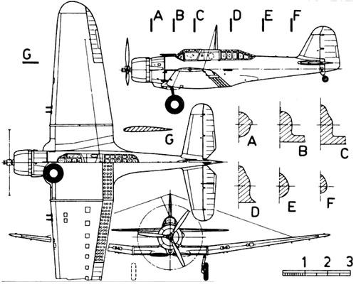 Northrop A-17 Nomad