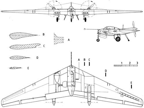 Northrop N9-B