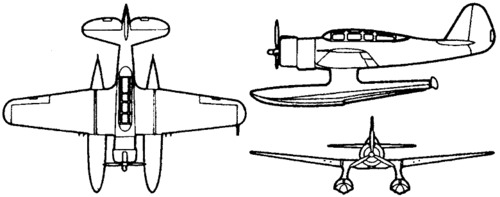 Northrop N-3PB (1940)