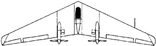 Northrop N-9M (1942)