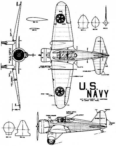 Northrop XFT-1