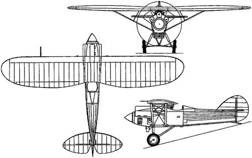P.W.S. 10 (1930)